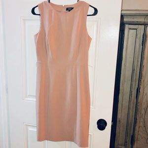 NWT Theory Vaille B Dress Chalk Pink